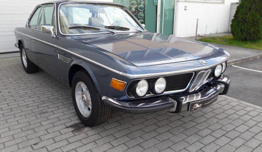 BMW 3.0 CS – Look CSI