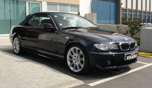 BMW 330 CI Cabrio (E46)